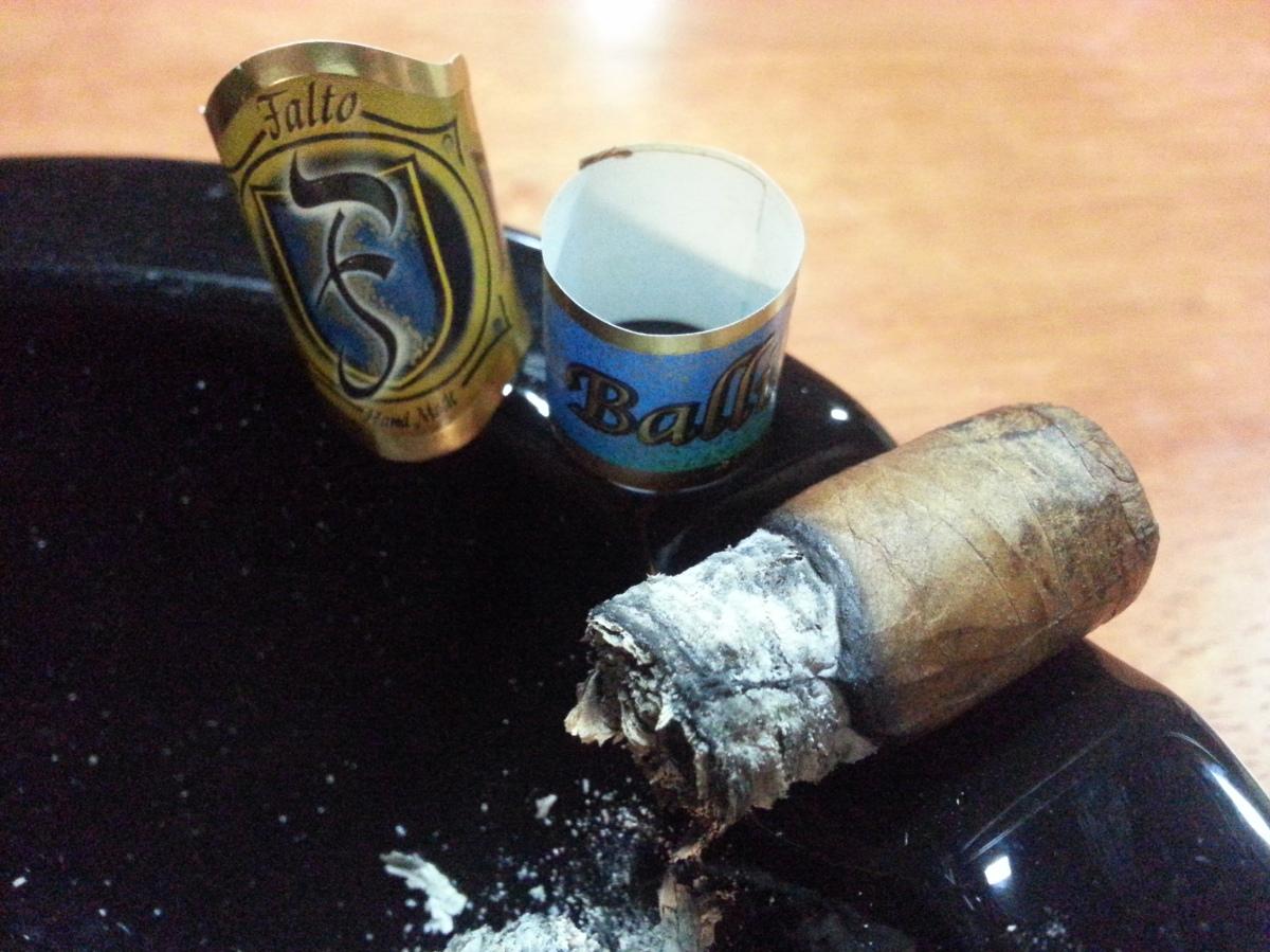 """Falto Ballibo Edición Especial """"Galleros"""" Cigar"""