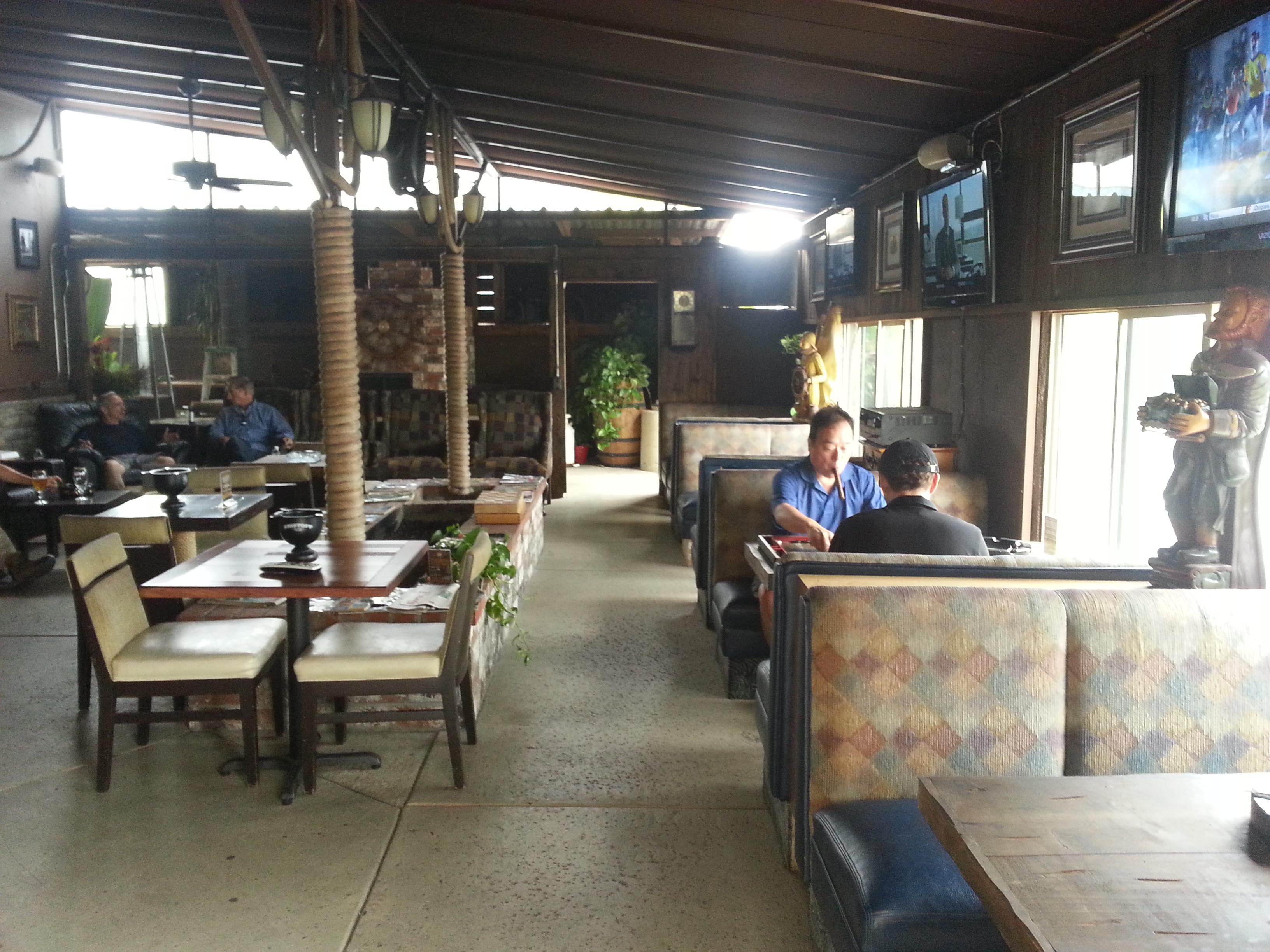 Habano S Cafe Cigar Lounge San Diego Ca