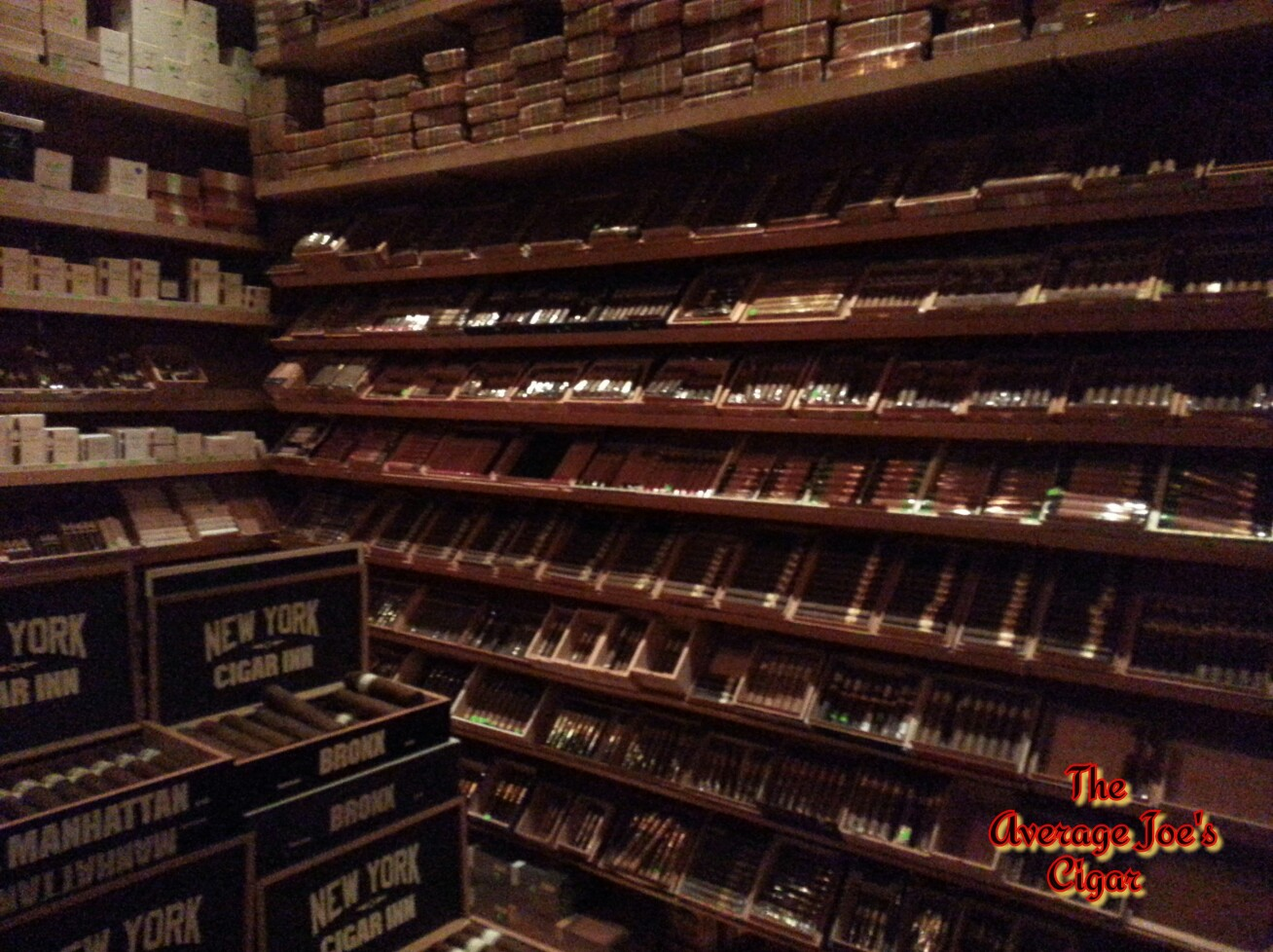 The Cigar Inn New York New York The Average Joe S Cigar Blog