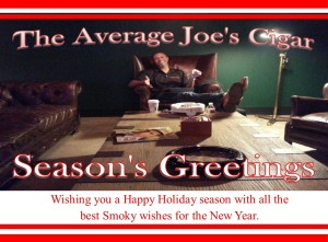 Joe's Happy Holidays 2014