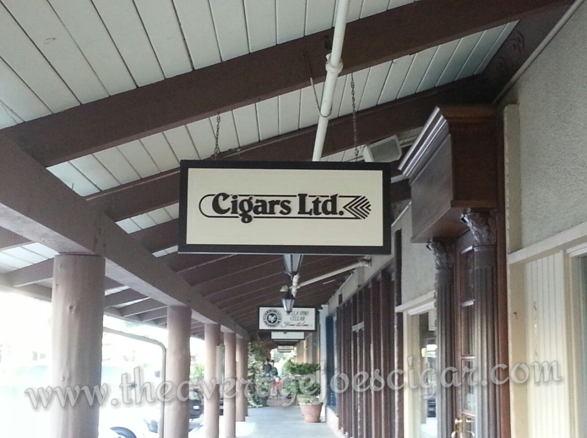 "Cigars Limited Fresno, CA ""A most hang-out spot"""