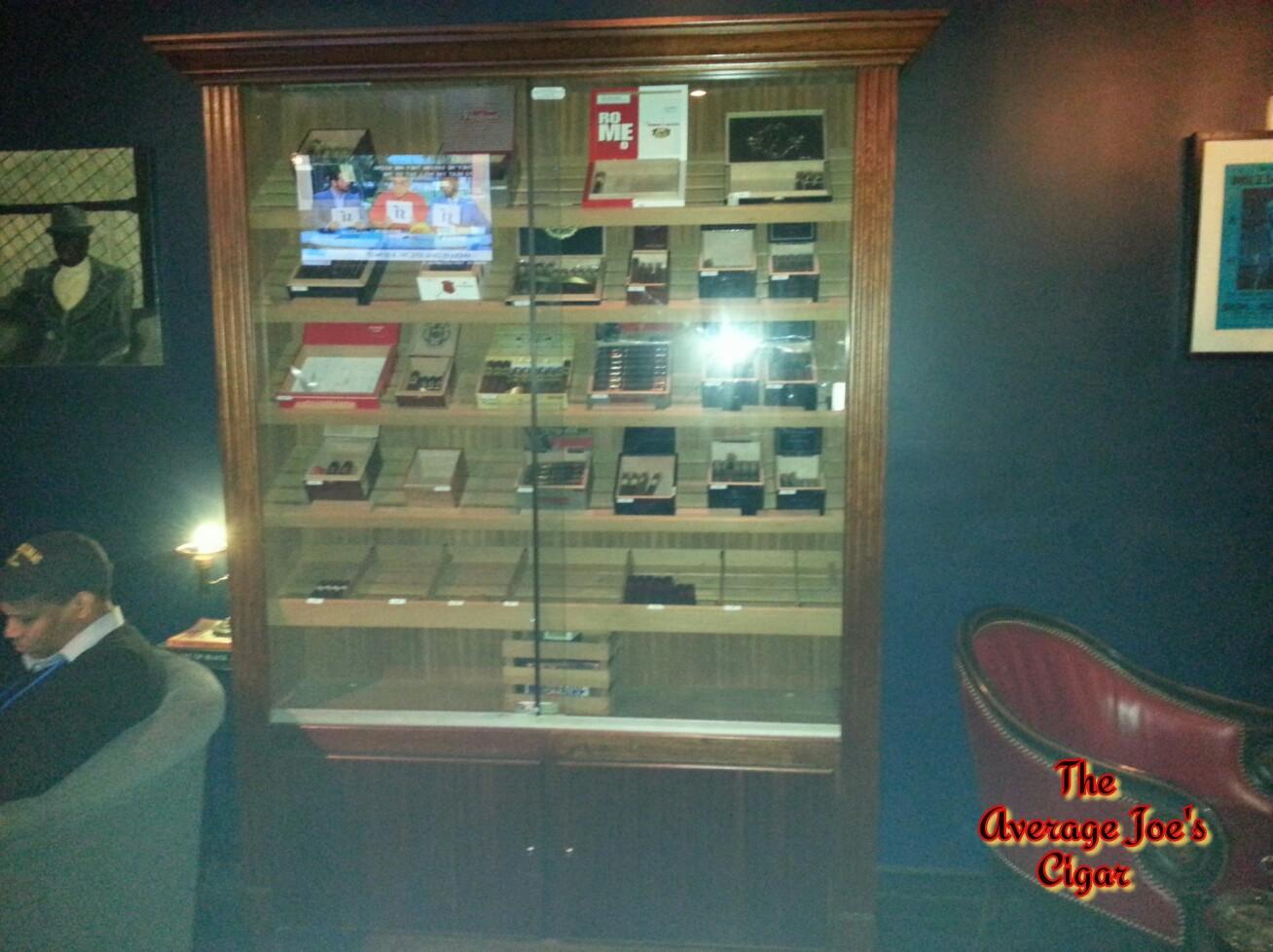 """Brooklyn Blew Smoke Cigar Room """"Brooklyn's Finest"""" – The Average"""