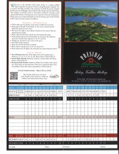 Presidio-Scorecard