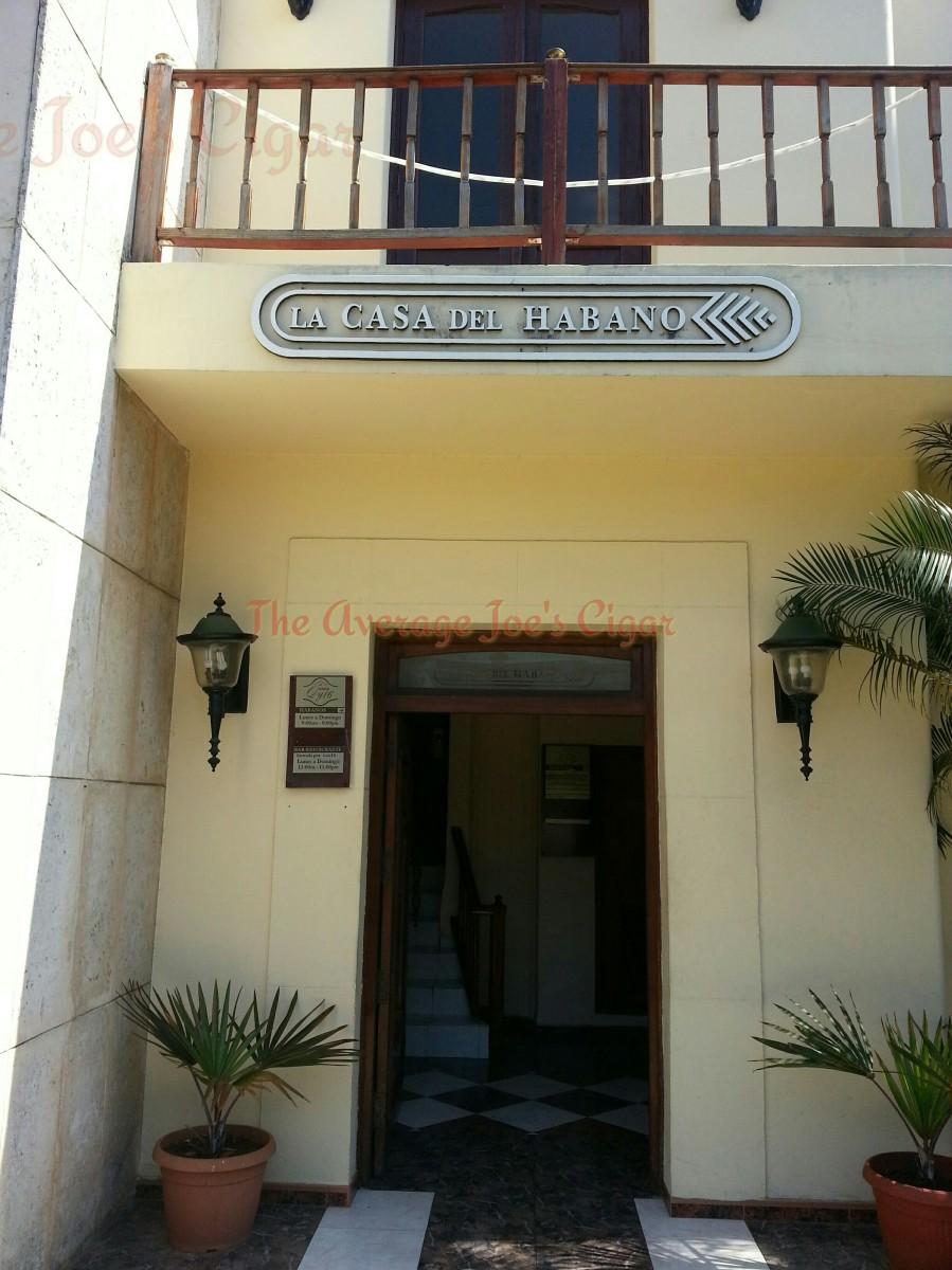 Casa del Habano in Miramar, Havana