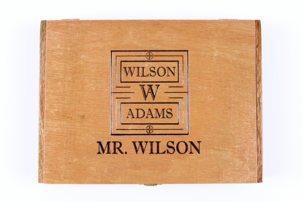 Wilson Adams Mr. Wilson Box Top