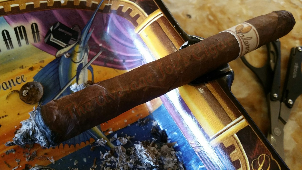 "Valeroso Cigar review ""Primavera line El Estado"""