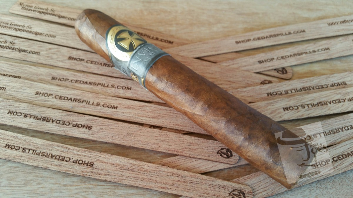 "News: IPCPR 2015 Vicarias Cigars ""INVICTIS"" Blended by José Blanco."