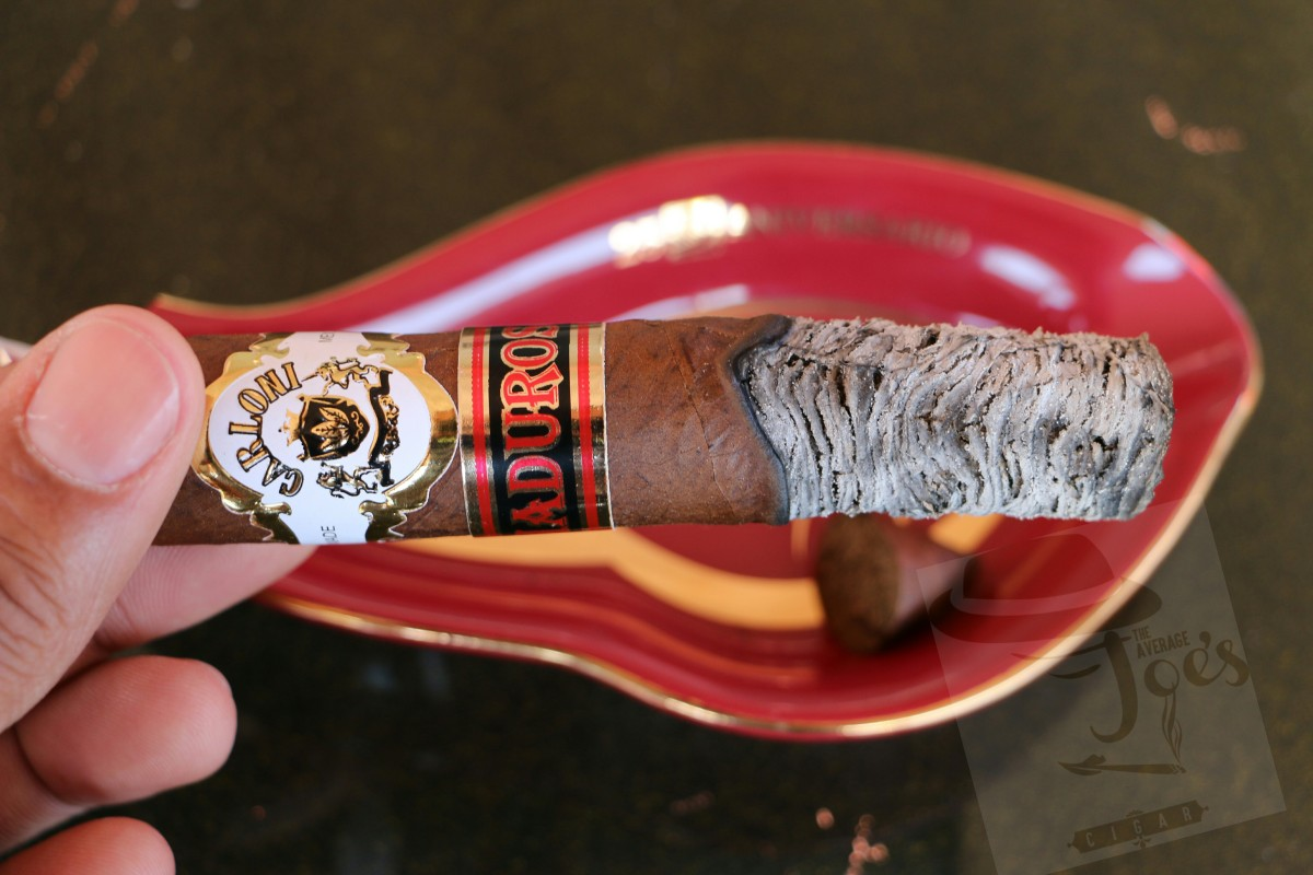 "Artigas y Carloni Gold Maduro Cigar review ""the pearl of the Mexican Caribbean"""