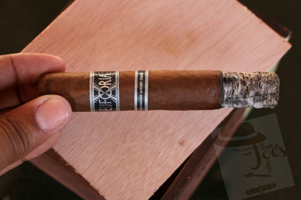 """Great flavor profile"" Euforia Cigar review by ""GMD"" Global Marketing and Distribution."