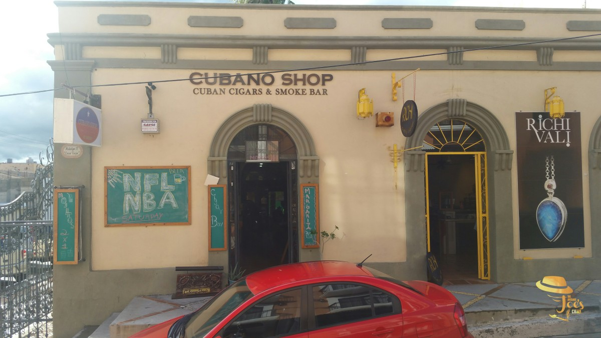 """a little piece of Cuba in Los Cabos"" Cubano Shop San Jose del Cabo, Mexico."