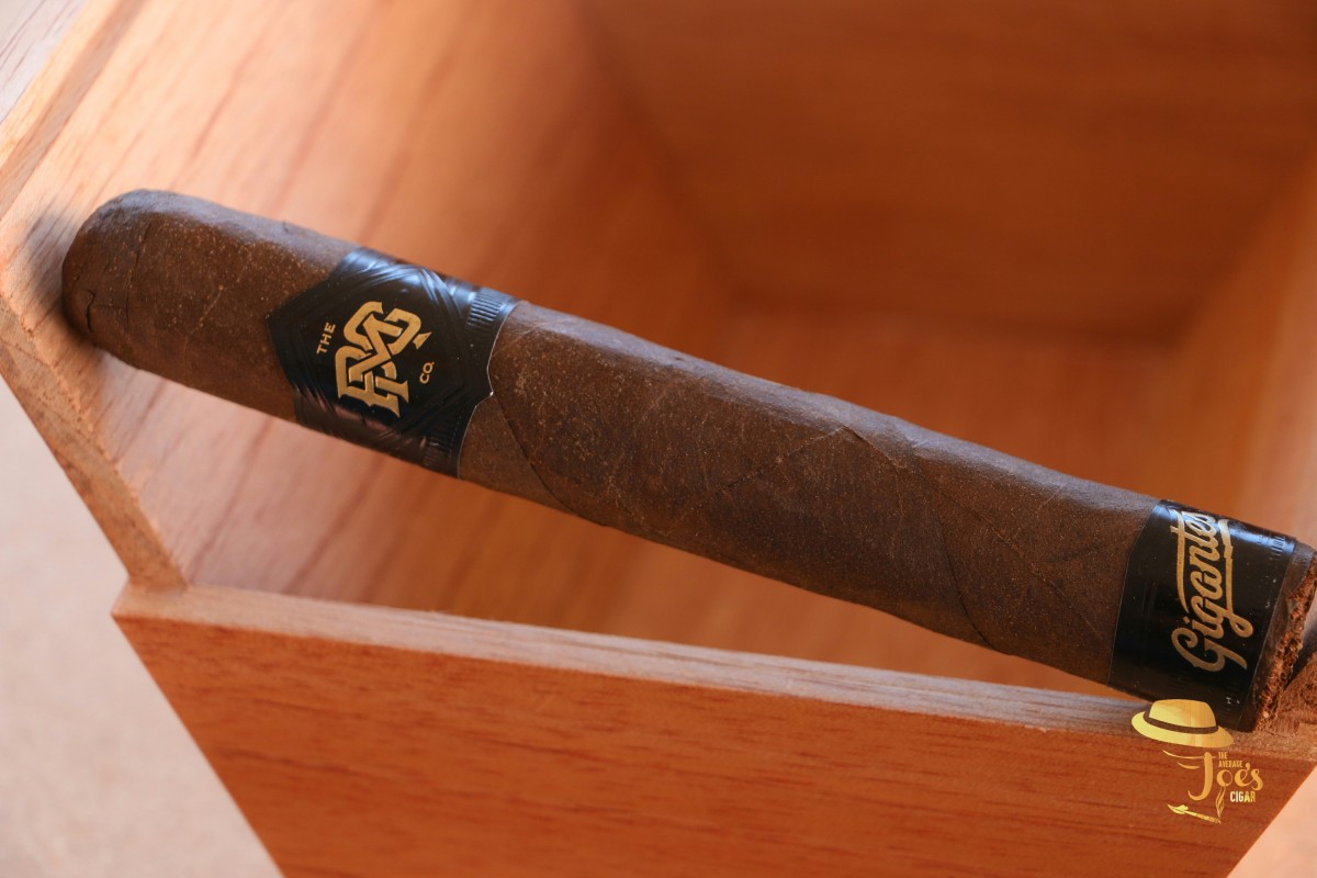 """Crafted to pay homage"" The PMG Gigantes by BG Meyer Cigar Review."