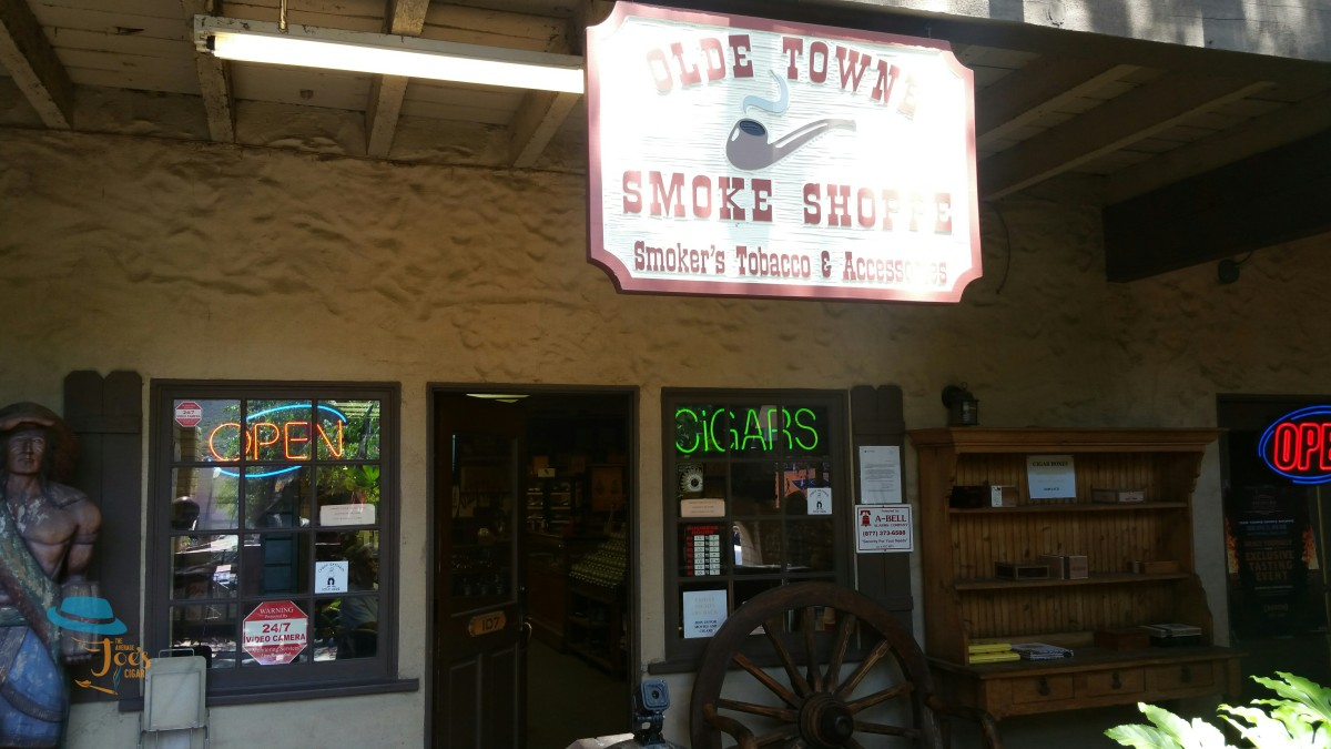 Olde Town Smoke Shoppe Temecula, CA.