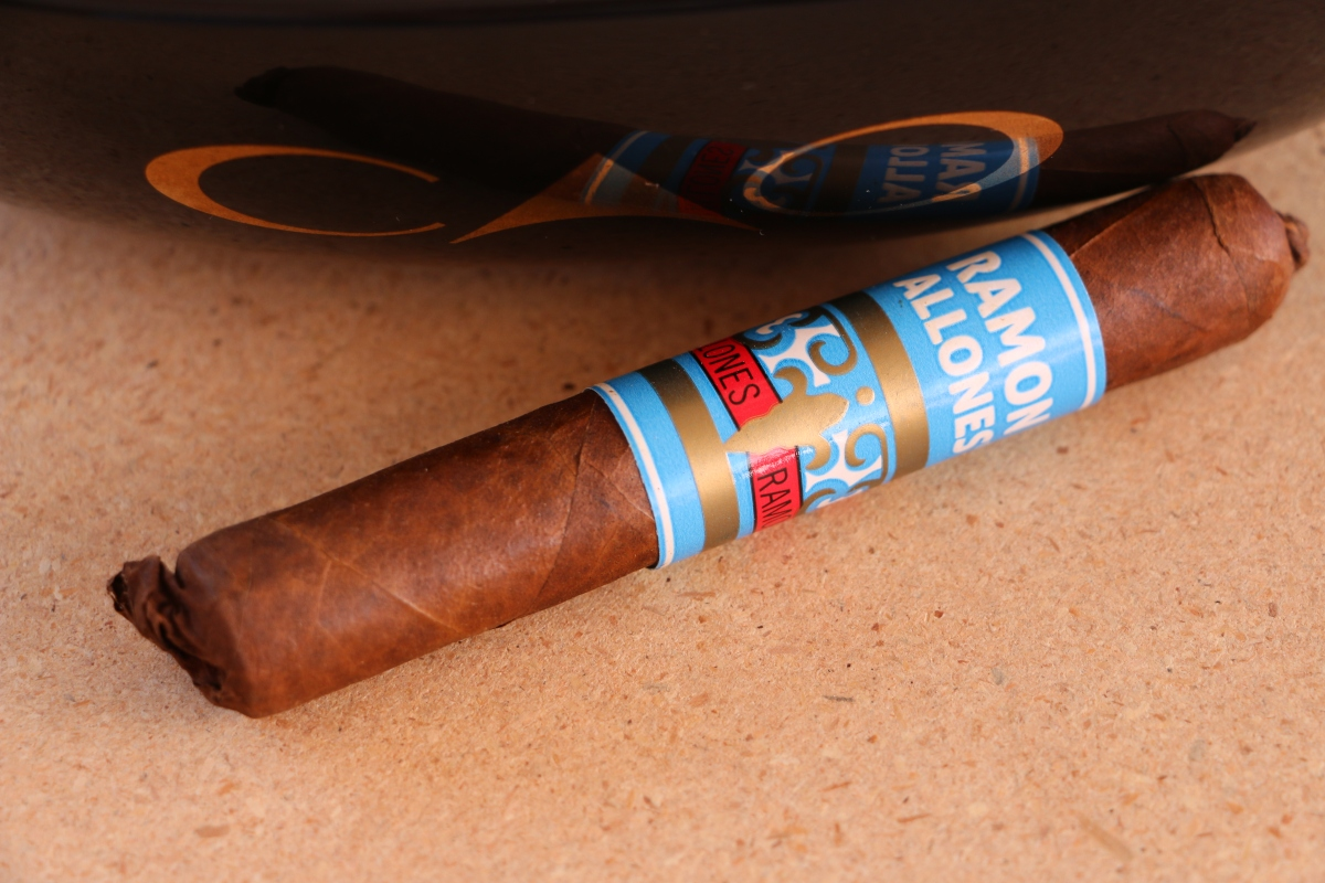 """Sweet and earthy"" Ramon Allones Heritage by CAO Cigars Review."