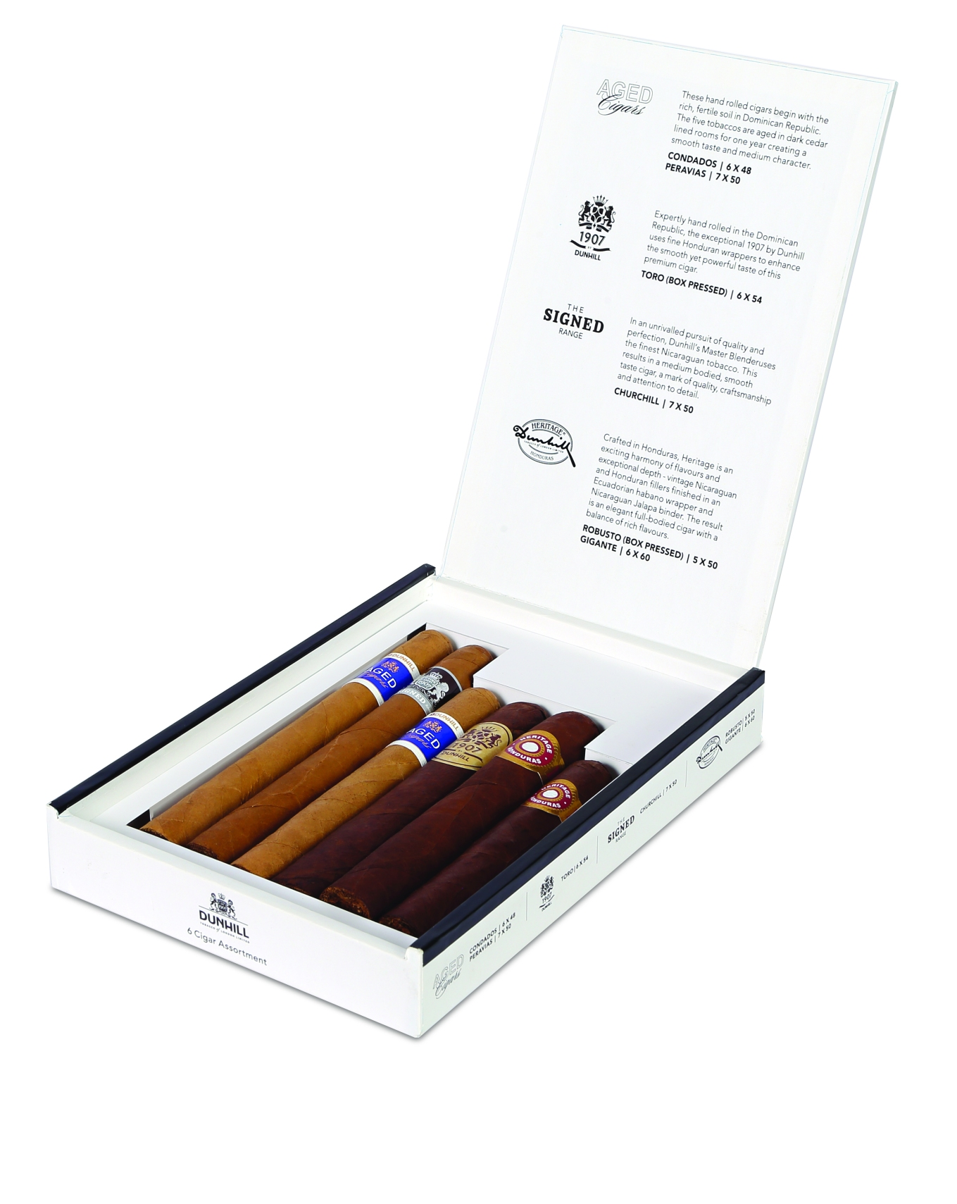 dunhilll-premium-sampler