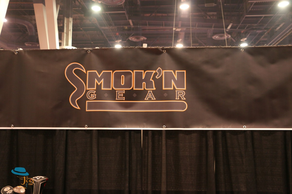 "Myron Gooch Sr. hosts The Cigar Traveler ""S2. Ep28 Smok'n Gear""."