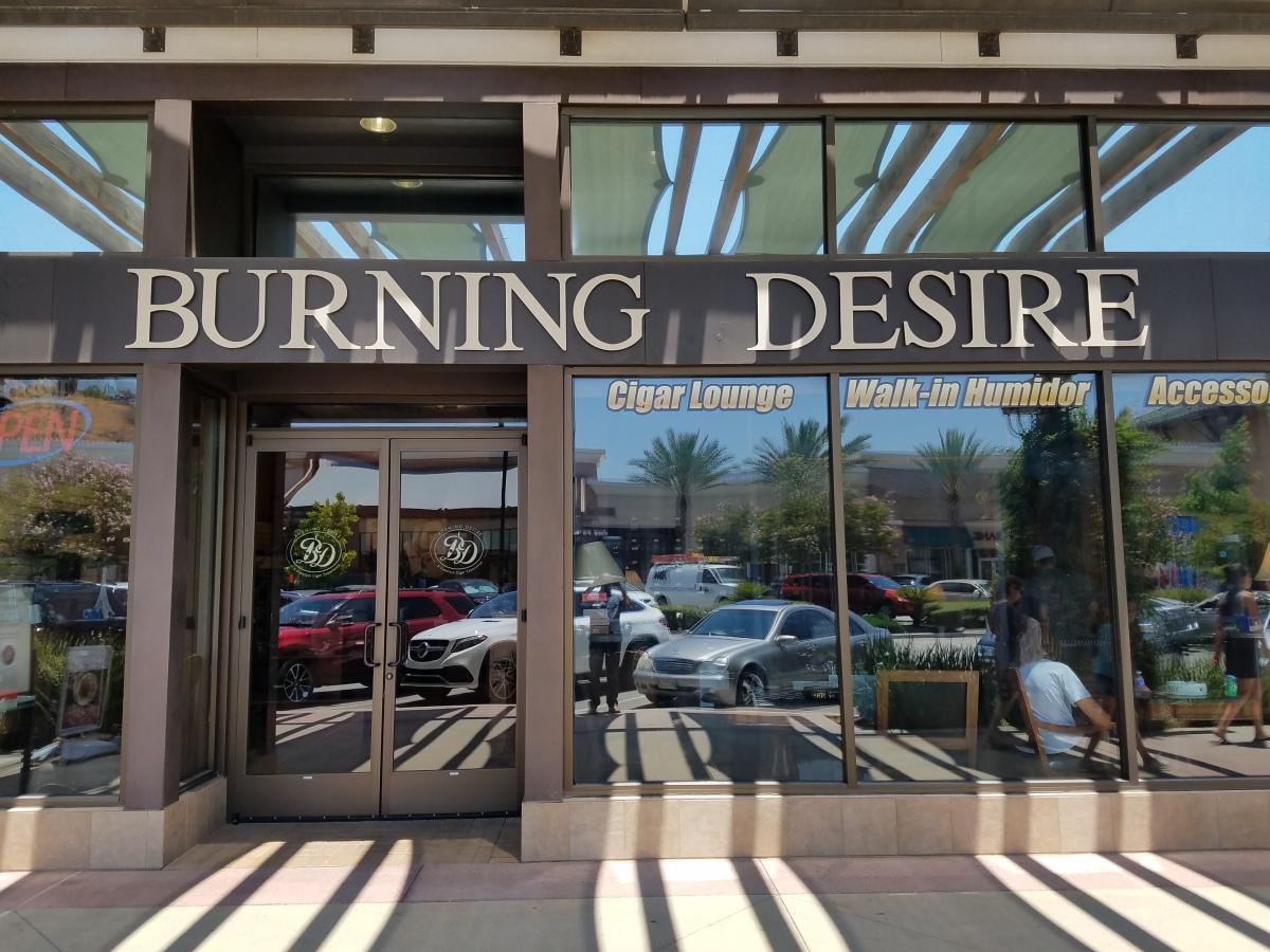 """""""Elegant Oasis"""" Burning Desire Emporium Corona, CA."""