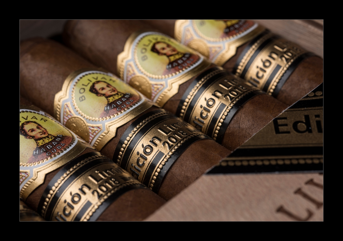 News: 2018 Limited Editions: Romeo Y Julieta Tacos, Bolivar Soberano and H. Upmann Propios.