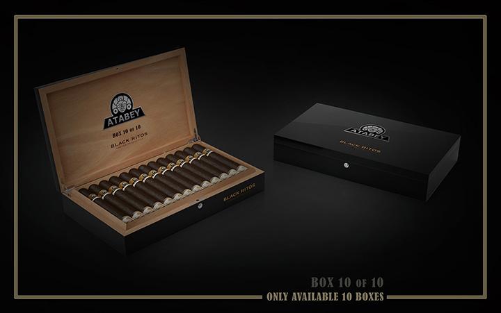 Atabey Black Ritos Box