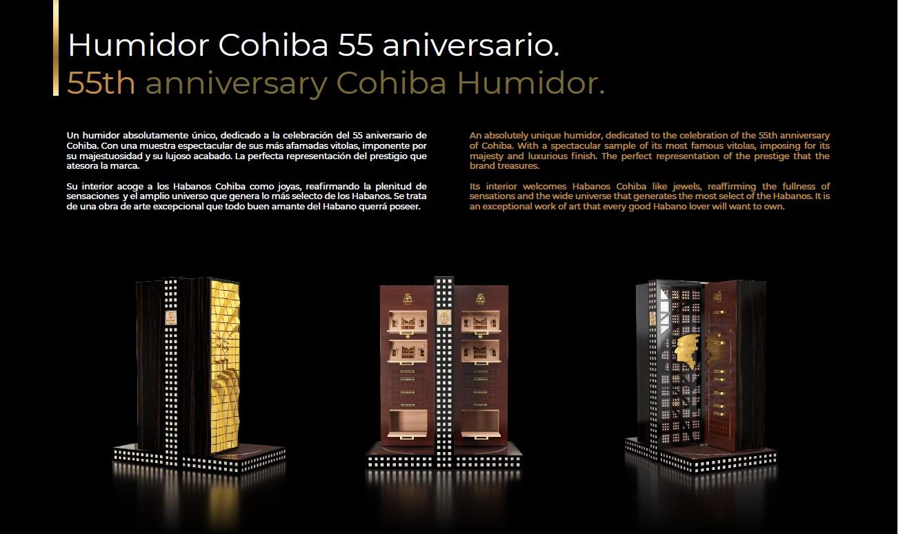 Cohiba 2 Humidor